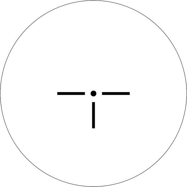 Red Dot Absehen v1 (Schematisch)