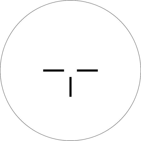 Red Dot Absehen v2 (Schematisch)